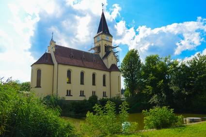 Kirche Brockau