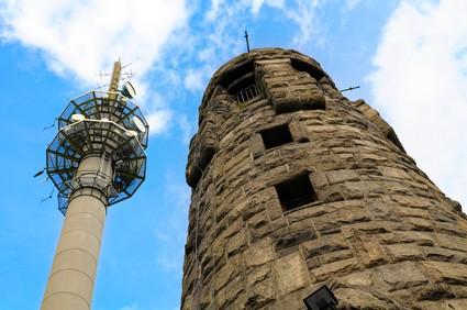 Bismarckturm auf dem Kuhberg