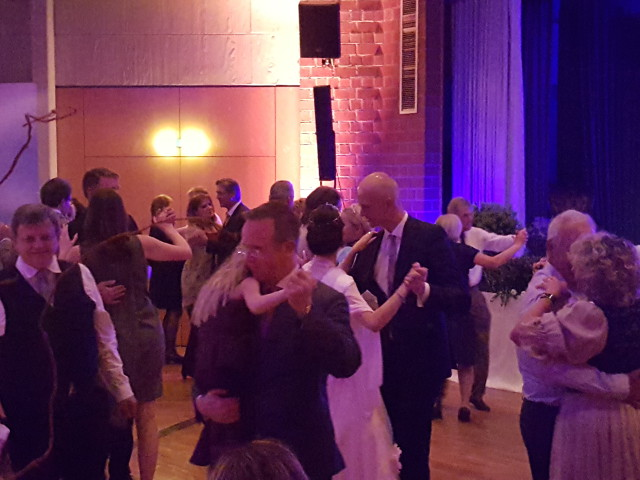 Tanz zum Blütenball 2017