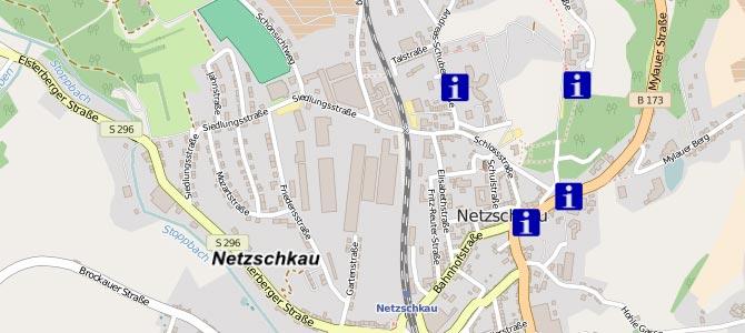 Beratungsstellen im Geoportal des Vogtlandkreises