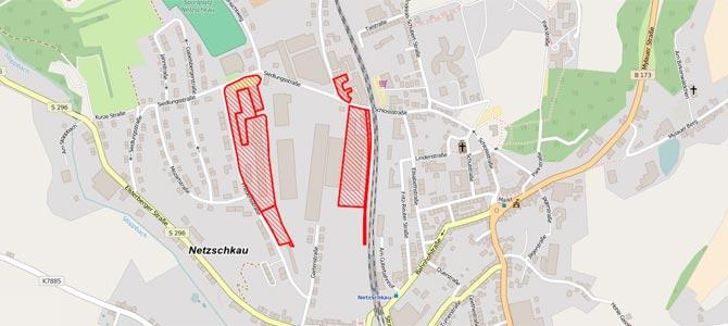 Immobilienangebote im Geoportal des Vogtlandkreises